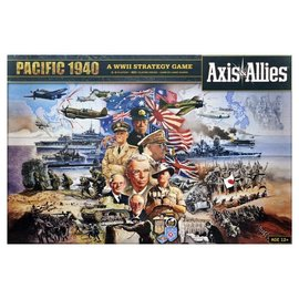 Wizards of the Coast Axis & Allies Pacific 1940