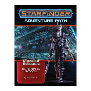 Paizo Starfinder RPG: Adventure Path - Signal of Screams 2 of 3 - Penumbra Protocol