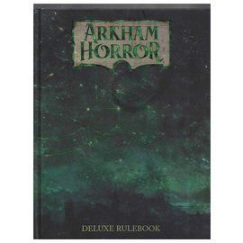 Fantasy Flight Arkham Horror: 3rd Edition - Deluxe Rulebook