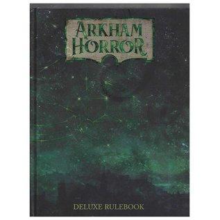 Fantasy Flight Arkham Horror: 3rd Edition - Deluxe Rulebook