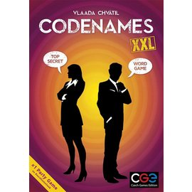 Czech Games Codenames XXL