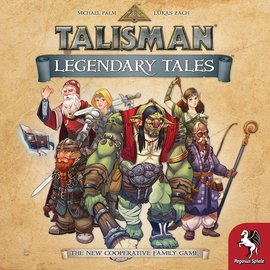 Pegasus Spiele Talisman - Legendary Tales
