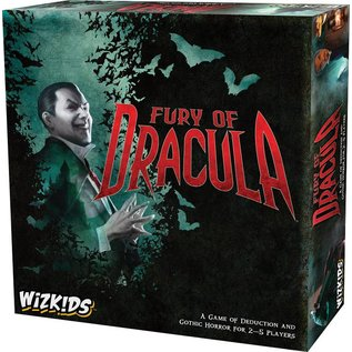 Wiz Kids Fury of Dracula