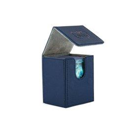 Ultimate Guard Ultimate Guard - Flip Deck Case 100+ Xenoskin - Blue