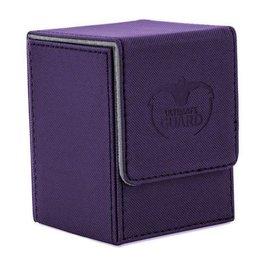 Ultimate Guard Ultimate Guard - Flip Deck Case 100+ XenoSkin - Purple