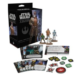 Fantasy Flight Star Wars Legion - Rebel - Rebel Specialists Unit Expansion