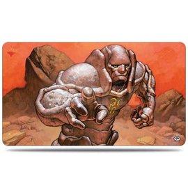 Ultra Pro Magic Playmat - Legendary Collection - Karn Silver Golem
