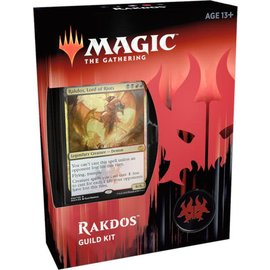 Wizards of the Coast Ravnica Allegiance Guild Kit - Rakdos