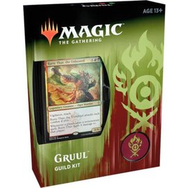 Wizards of the Coast Ravnica Allegiance Guild Kit - Gruul
