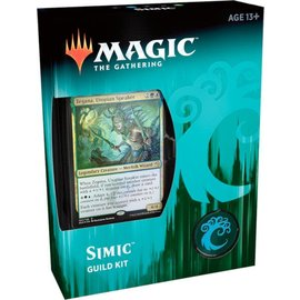 Wizards of the Coast Ravnica Allegiance Guild Kit - Simic