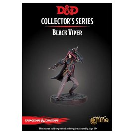 GaleForce Nine Dungeons and Dragons: Collector's Series - Black Viper