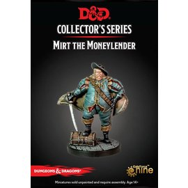 GaleForce Nine Dungeons and Dragons: Collector's Series - Mirt the Moneylender