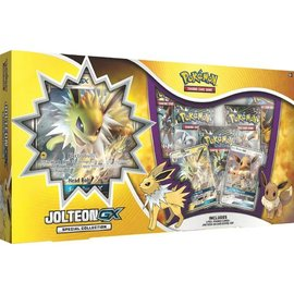 Pokemon International Pokemon: Jolteon GX Premium Collection
