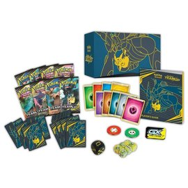 Pokemon International Pokemon Sun &  Moon: Team Up Elite Trainer Box