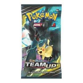 Pokemon International Pokemon Sun & Moon: Team Up Booster Pack
