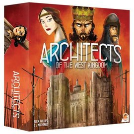 Renegade Architects of the West Kingdom (Retail Version)