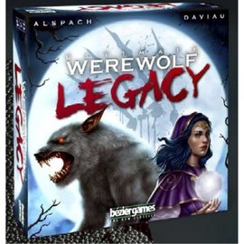 Bezier Games Ultimate Werewolf: Legacy