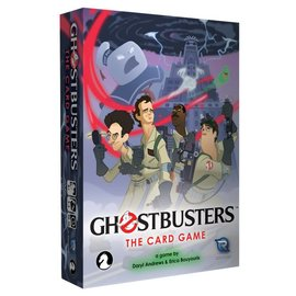 Renegade Ghostbusters: The Card Game