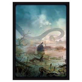 Legion Legion 50ct Sleeves: Lands - Swamp