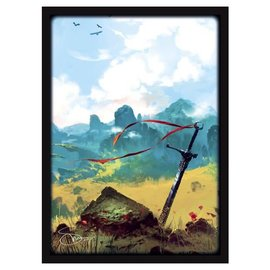 Legion Legion 50ct Sleeves: Lands - Plains