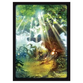 Legion Legion 50ct Sleeves: Lands - Forest