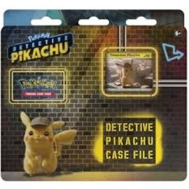 Pokemon International Detective Pikachu Small Case File