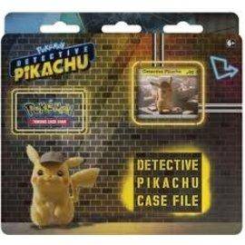 Pokemon International Pokemon Detective Pikachu Small Case File