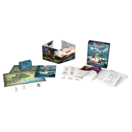 Wizards of the Coast Dungeons and Dragons 5th Edition: Essentials Kit