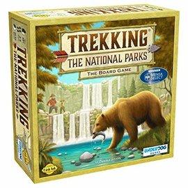 Underdog Games Trekking the National Parks
