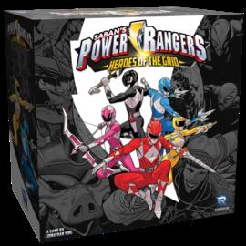 Renegade Power Rangers: Heroes of the Grid (Go Go Power Rangers Kickstarter Pledge)