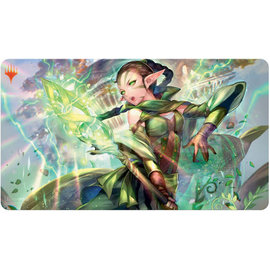 Ultra Pro Magic Playmat - War of the Spark - Nissa Alternate Art