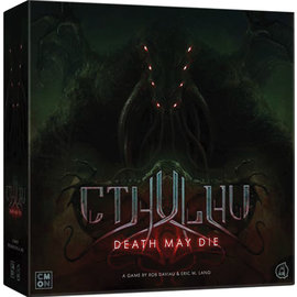 Cool Mini or Not Cthulhu: Death May Die