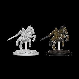 Wiz Kids Wizkids Unpainted: Pathfinder - Wave 5 - Skeleton Knight on Horse