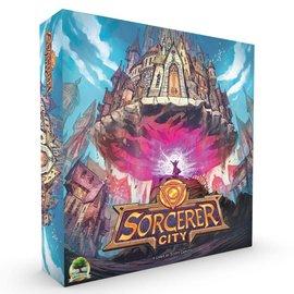 Druid City Sorcerer City Deluxe Kickstarter Edition