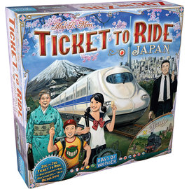 Days of Wonder Ticket to Ride Map Collection: Volume 7 - Japan and Italy