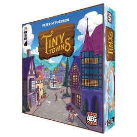 Alderac Entertainment Group Tiny Towns