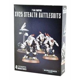Games Workshop Warhammer 40k: Tau Empire XV25 Stealth Battlesuits (SL)