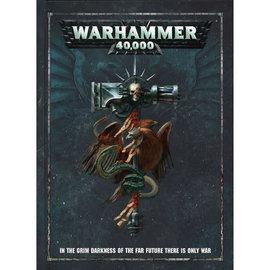 Games Workshop Warhammer 40k: 8th Edition Rulebook