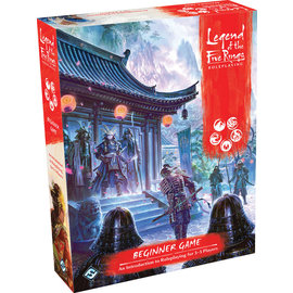 Fantasy Flight Legend of the Five Rings RPG - Beginner Game