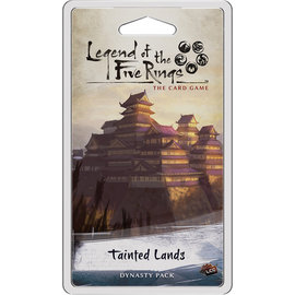Fantasy Flight L5R LCG: Tainted Lands Dynasty Pack