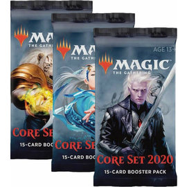 Wizards of the Coast Core 2020 Booster Pack