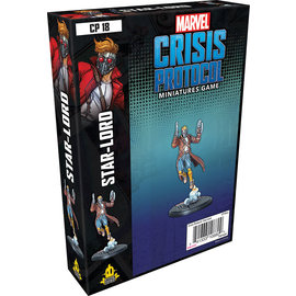 Fantasy Flight Marvel: Crisis Protocol - Star-Lord Character Pack