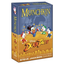 Steve Jackson Games Munchkin Ducktales