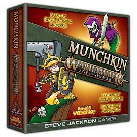 Steve Jackson Games Munchkin: Age of Sigmar
