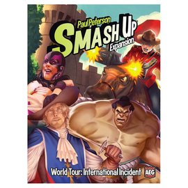 Alderac Entertainment Group Smash Up: World Tour Incident