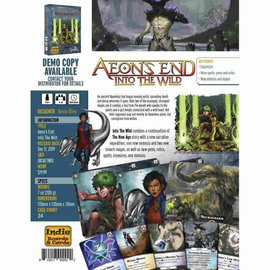 Indie Boards & Cards Aeon's End 2nd Edition: Into the Wild Expansion
