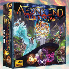 Indie Boards & Cards Aeon's End Deck Building Game - The New Age