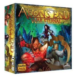 Indie Boards & Cards Aeon's End Deck Building Game 2nd Edition War Eternal Expansion