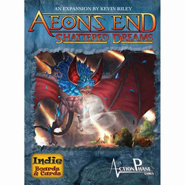 Indie Boards & Cards Aeon's End: Shattered Dreams Expansion