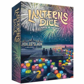 Renegade Lanterns Dice: Lights in the Night Sky